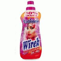 Концентрированный ополаскиватель для белья Wirek Kashmir с цветочным ароматом 2 л.