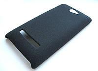 Пластиковый чехол HTC A620e 8S (черный)