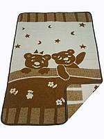 Одеяло жаккардовое манежное