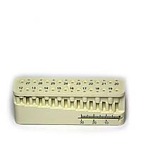 "Подставка для эндо инструмента Мини Эндо Блок (Mini-Endo-Bloc) ""Майлифер"" реплика"