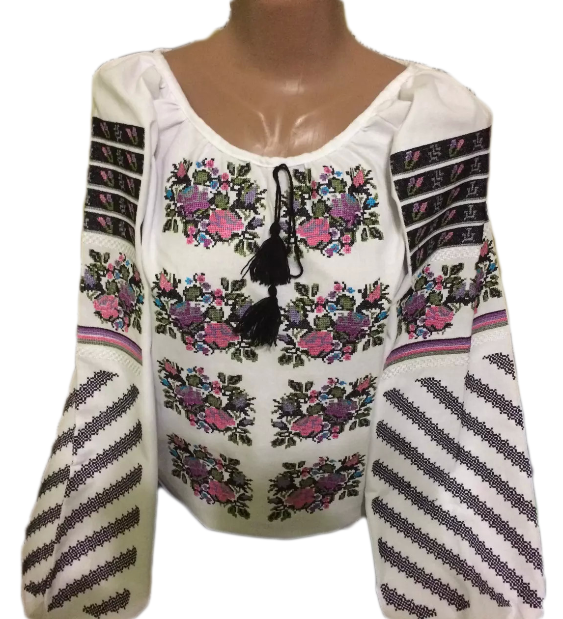 045793b542ab49 Жіноча вишита блузка