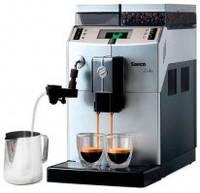 Кофемашина Saeco Lirika Plus Cappuccino Silver (RI9841/01)