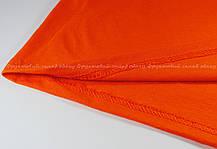 Мужская Футболка Лёгкая Fruit of the loom Оранжевый 61-082-44 S, фото 3