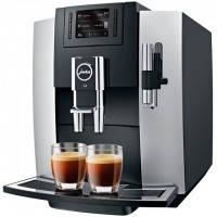 Кофемашина Jura E8 platin