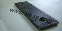 Серьга Газель удлиненная(L-190мм,толщина 10мм)