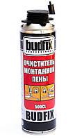 Очиститель монтажной пены BUDFIX, 750 мл., 850 г