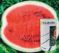 Семена арбуза Кримсон Свит/Clause(10кг)-Скороспелый, среднеранний сорт с округлыми полосатыми плодами