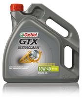 Castrol GTX ULTRACLEAN 10W-40 A3/B4 4L