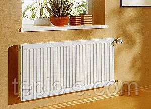Стальной панельный радиатор Energy S (Турция) 22 тип 300*500 бок