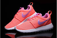 Nike Roshe Run Orange/Purple