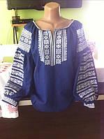 """Жіноча вишита блузка """"Нора"""" (Женская вышитая блузка """"Нора"""") BT-0080"""