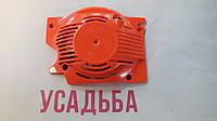 Крышка ручного стартера  на бензопилу Sadko, Forte