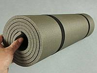 Коврик для йоги, фитнеса и гимнастики - Фитнес 10, размер 60 х 180 см, толщина 10 мм.