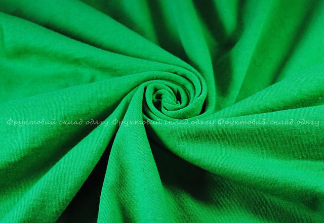 Ярко-зелёная мужская легкая футболка