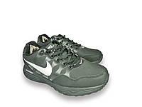 Кроссовки мужские Nike Zoom D955 черные зимние