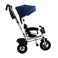 Велосипед трёхколёсный Babyhit  Kids Tour - Blue