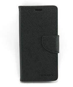 Чехол книжка для Xiaomi Mi5 боковой с отсеком для визиток, Mercury GOOSPERY, Черный