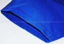 Мужская Футболка Лёгкая Fruit of the loom Ярко-Синий 61-082-51 Xxl, фото 2