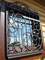 Решетки на окна из металла