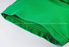 Мужская Футболка Лёгкая Fruit of the loom Ярко-Зелёный 61-082-47 Xxl, фото 2