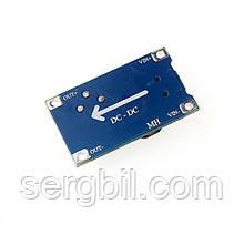 Підвищує DC-DC MT3608 mini (microUSB 2-24В)/(5-28В 2A)