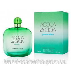 Женская парфюмированная вода Giorgio Armani Acqua Di Gioia Jasmine 100 мл