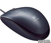 Мышка USB классическая Logitech M90 Grey (910-001794)
