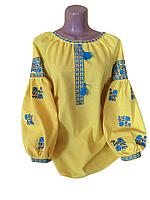 "Вишита блузка для дівчинки ""Нолан"" (Вышитая блуза для девочки ""Нолан"") DT-0034"