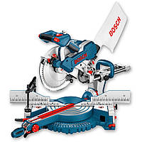 Торцовочная пила Bosch GCM 10 SD