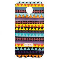 Накладка для Samsung G570 Galaxy J5 Prime силикон Ted Baker фосфорная Zulu