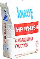 Шпаклевка гипсовая HP Finish Knauf 25 кг