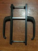 Ручка для металлопластиковой  дверей (Коричневая)