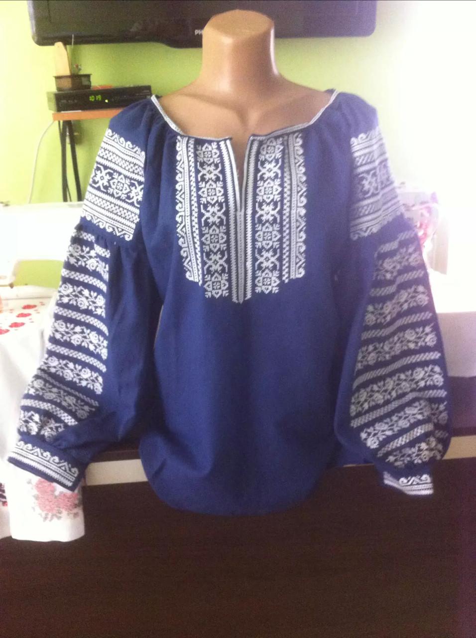 """Вишита блузка для дівчинки """"Марджол"""" (Вышитая блуза для девочки """"Марджол"""") DT-0036"""