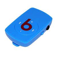 MP3 плеер с клипсой Beats, портативный mp3 проигрыватель