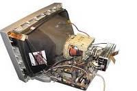 Стекло от электронно-лучевых трубок