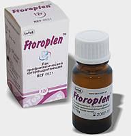 Фтороплен (Ftoroplen), фторовыделяющий лак