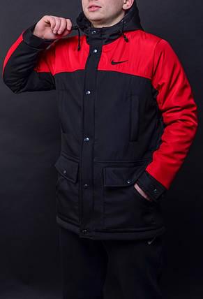 Куртка парка мужская (весна\осень), фото 2