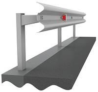Дорожное ограждение оцинкованное и без покрытия