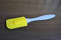 Лопатка силиконовая кулинарная