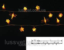 Гирлянда внутренняя DELUX  STRING DECOR  10008315
