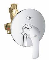 33305002 Grohe Eurosmart Смеситель для душа встроенный с переключателем