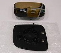 Скло дзеркала ліве (з підігрівом) VW Caddy III 04- 0510622433 TEMPEST (Тайвань)