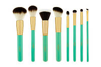 Набор кистей для макияжа Illuminate by Ashley Tisdale 8 Piece Brush Set BH Cosmetics Оригинал