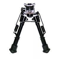 Сошка оружейная Vector Optics SCOT-41 (высота 155-230mm, 6 уровней). Для стабилизации ствола.  Код: КГ341