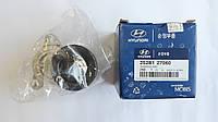 Ролик натяжной ремня генератора Hyundai Santa Fe 2.2 дизель 2006-2009.Оригинал 25281-27060/25281-27401.