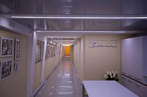Электрическое отопление коридора в стоматологической «Клиника Заблоцкого» г. Львов, ул. Коперника, 20