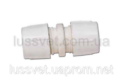 Соединитель DELUX для светящ.провода LED  LRLx2 10008183