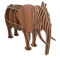 Декоративная полка Слон