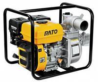 Мотопомпа Rato RT100ZB26-5.2Q(R270)