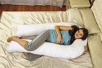 U образная подушка для беременных  Модель Umax 340см со сьемной наволочкой в комплекте.